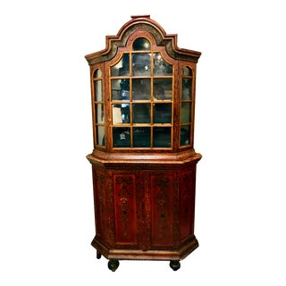 18th Century Antique French Cupboard For Sale