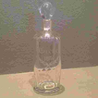 American Diminutive Glass Decanter Dated 1876 Preview
