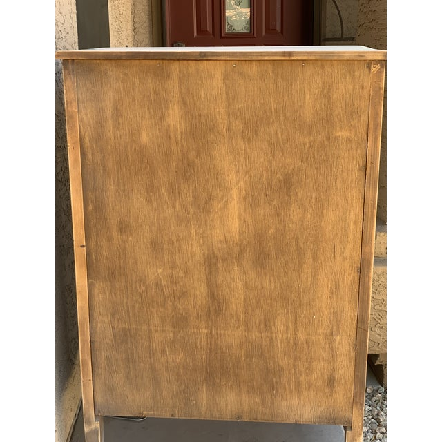1930's French Country Chest of Drawers For Sale In Phoenix - Image 6 of 7