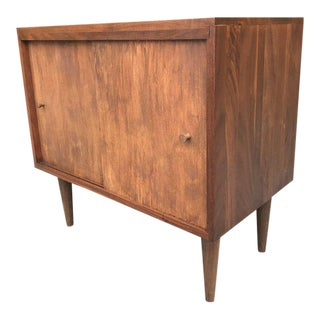 Beautiful Mid Century Modern Cabinet For Sale