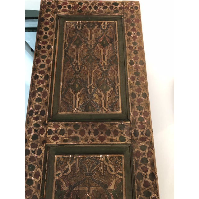 Moroccan Geometric Pattern Single Panel For Sale In Miami - Image 6 of 11