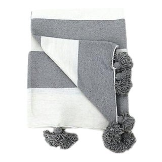 Moroccan Cotton Blanket