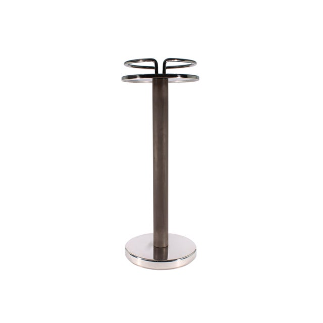 Ettore Sottsass for Alessi Wine Cooler Stand For Sale - Image 9 of 10
