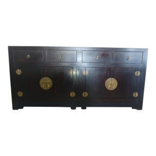 Century Wood Credenza For Sale