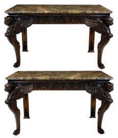 Image of Country Console Tables