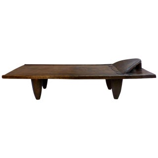 African Senufo Bed/Bench From the Coite d'Ivoire For Sale