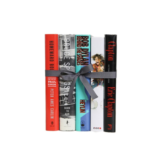 Classic Rocker Stories Gift Set (S/5) For Sale - Image 4 of 4