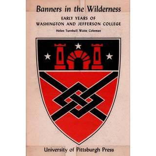 """1956 """"Banners in the Wilderness"""" Collectible Book For Sale"""