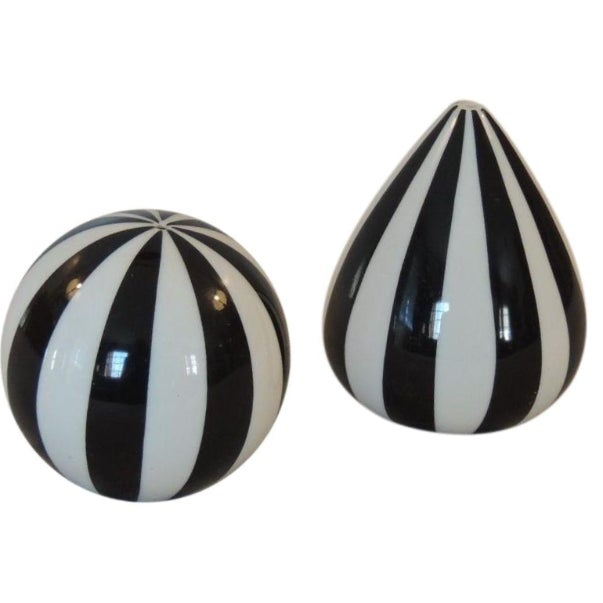 Jonathan Adler Shakers - A Pair - Image 1 of 3
