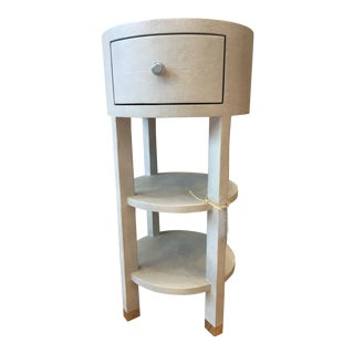 Bungalow 5 Claudette One Drawer End Table For Sale