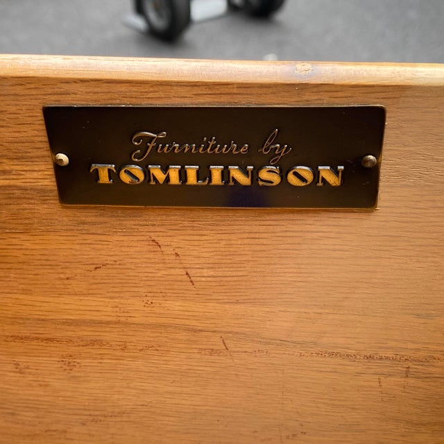 Tomlinson Tomlinson Double Dresser For Sale - Image 4 of 13