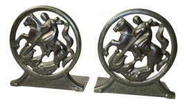 Image of Brown Bookends
