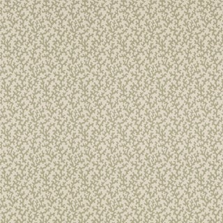 Sample - Schumacher Folly Wallpaper in Sage For Sale