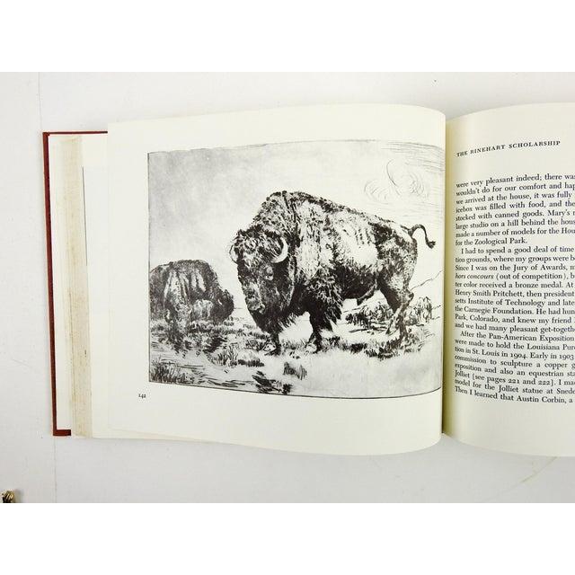 "Alexander P. Proctor ""Sculptor in Buckskin"" 1971 Book - Image 10 of 11"