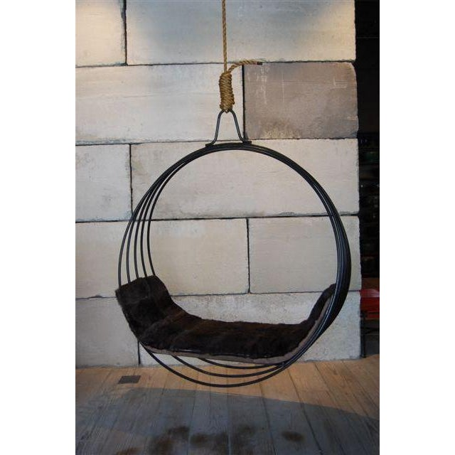 Not Yet Made - Made To Order M Swing Chair For Sale - Image 5 of 5