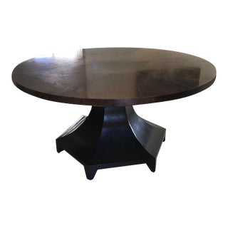 Barbara Barry for Henredon Celestial Round Dining Table For Sale