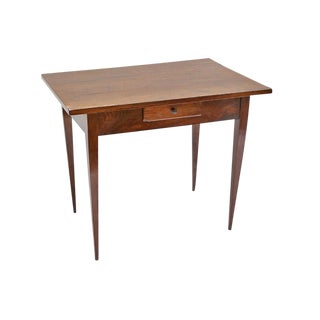 Italian Directoire Walnut Table / Desk For Sale