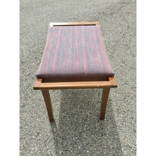 Vintage Mid Century Hans Wegner Style Bench Preview