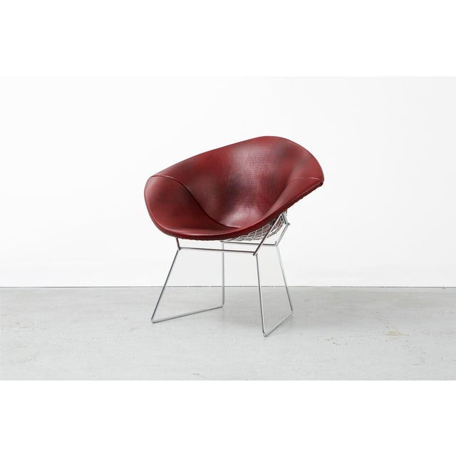 Diamond Bertoia Chair For Sale - Image 11 of 11