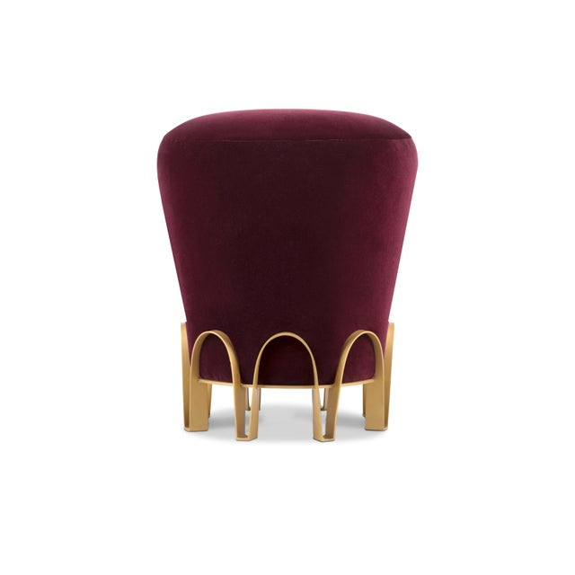 Nui Stool From Covet Paris For Sale - Image 6 of 8