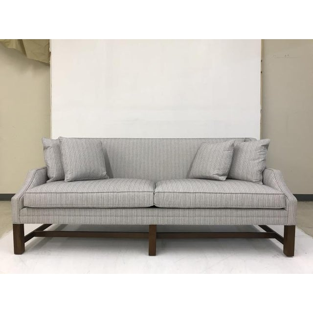 2010s Century Furniture Gallery Sofa For Sale - Image 5 of 5