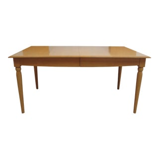 Ethan Allen American Dimensions Dining Table For Sale
