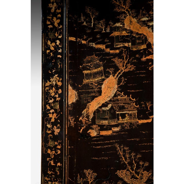 Mid 19th Century 19th Century Chinoisere Cabinet For Sale - Image 5 of 6