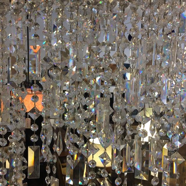 Italamp Italian Swarovski Crystal Chandelier - Image 5 of 9