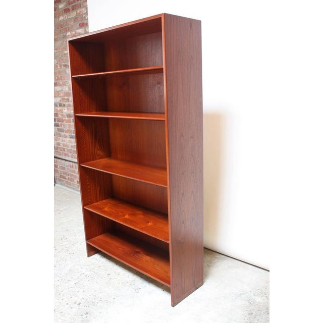 Hans Wegner for Ry Mobler Teak Book Shelf - Image 7 of 10