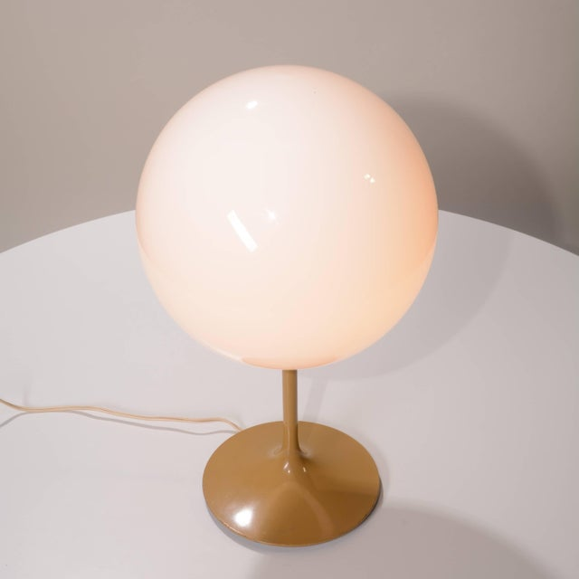 Mid-Century Modern Billy Curry for Design Line Yellow Stemlite For Sale - Image 3 of 7