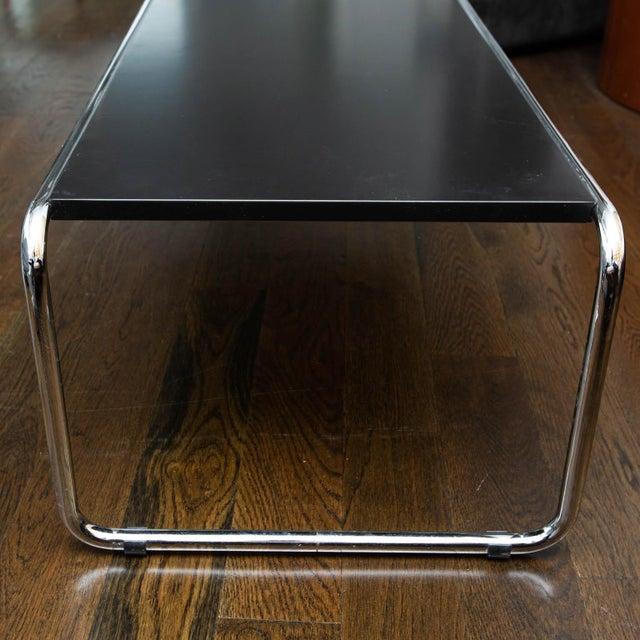 Superb Knoll Laccio Coffee Table By Marcel Breuer Decaso