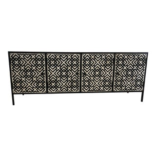 Mid Century Indian Sideboard For Sale