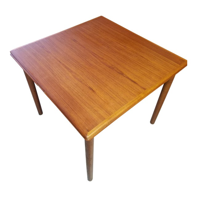 Ansager Mobler Danish Mid-Century Dining Table For Sale