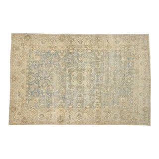 Antique Persian Kerman Palace Rug - 11'00 X 17'01 For Sale