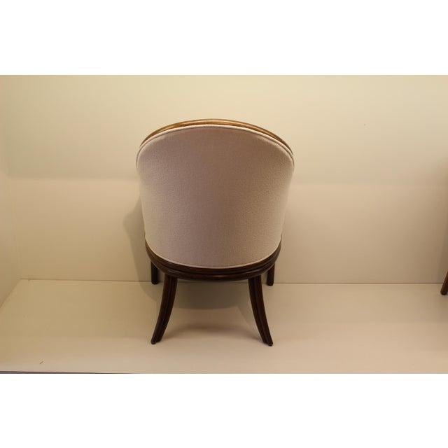 McGuire Orlando Diaz-Azcuy Aria Dining Arm Chair - Image 7 of 7
