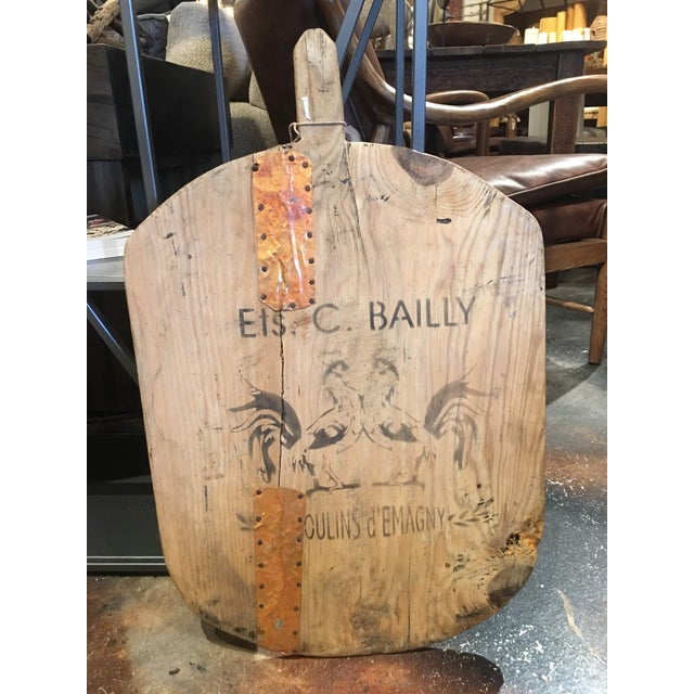 Early 20th Century Rustic Bread Board For Sale - Image 12 of 12