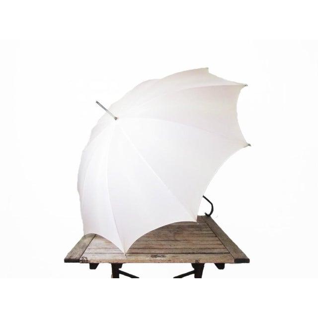 Vintage Ivory Blush Umbrella - Image 3 of 6