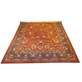 "Leon Banilivi Vintage Spanish Rug - 14'3"" X 20' For Sale"