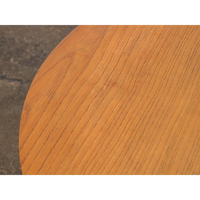 Plywood Vintage Eames Molded Coffee Table Wood Base For Sale - Image 7 of 9
