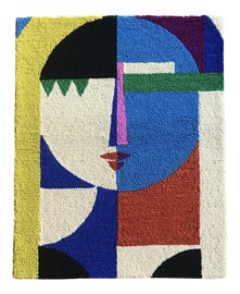 Image of Newly Made Textile Art