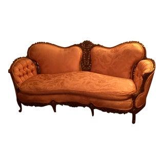 Mid-1800 Eastern European Sofa For Sale