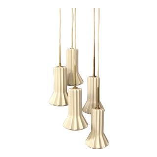 Laurel 5-Light Chandelier Pendant Light For Sale