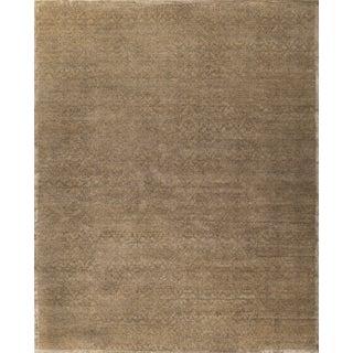 Contemporary Stark Studio 60% Wool/40% Bamboo Silk Rug - 9 X 12 For Sale