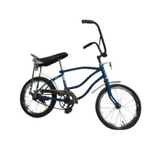 1976 Vintage Child's Roadway Evil Knievel Edition Bike For Sale