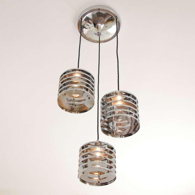 60s Italian Chandelier - Image 2 of 9