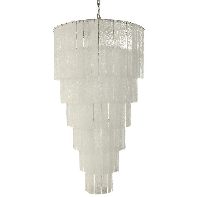 Stecche Martellate Chandelier For Sale - Image 6 of 6