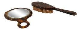 Image of Art Deco Bathroom Accessories