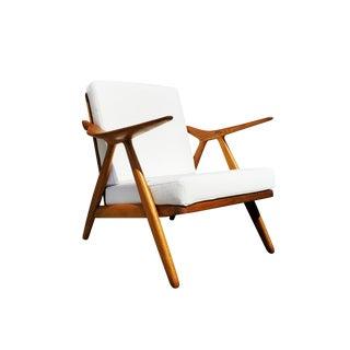 Mid-Century Modern Hovmand Olsen Lounge Chair For Sale