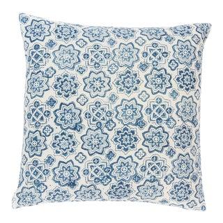 Grande Stars Indigo Pillow