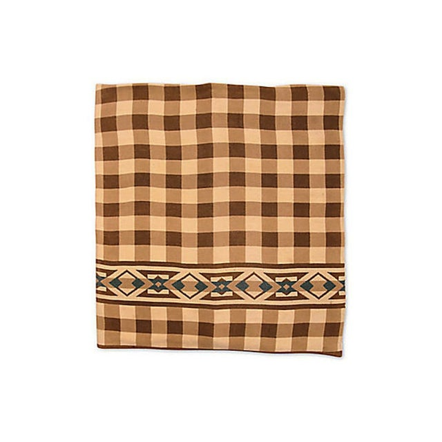 Checkered Camp Blanket - Image 1 of 6